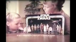 Star Wars - All 1977-1978 Kenner Toy Commercials