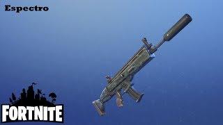 The gun kill kills! but... / Spectre Fortnite: Saving the World #206