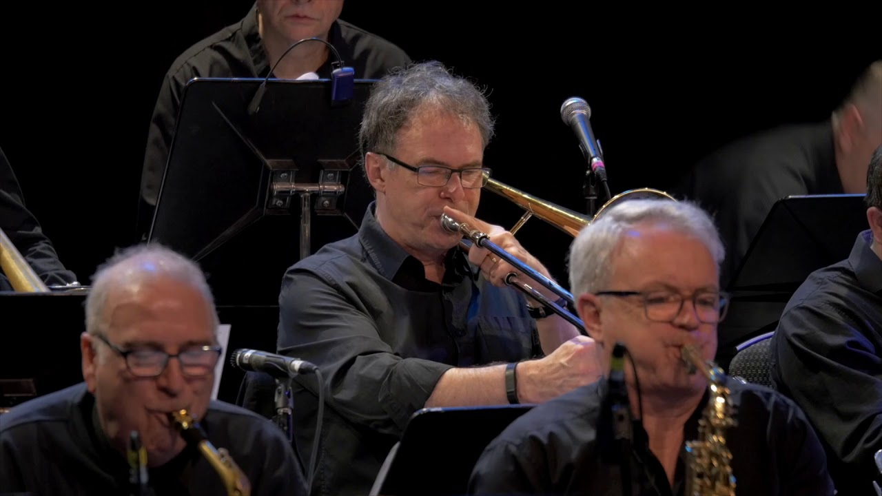 video: Ottawa Jazz Orchestra
