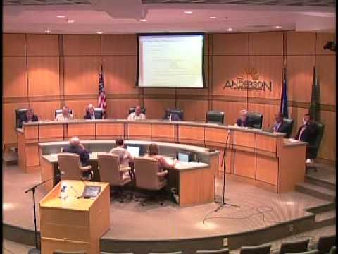 August 10, 2015, City Council Meeting
