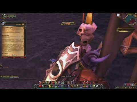 World Of Warcraft: Pilfered Equipment - Quest ID 9548 (Gameplay/Walkthrough)