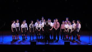 Yarlet School Choir at the Gatehouse Theatre in Stafford