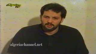 دعاية تلفزيون الإنقلاب العسكري في الجزائر لأحداث مجزرة سجن سركاجي عام 1995