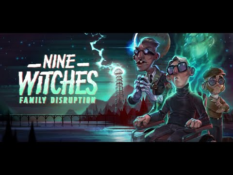 Download Nine Witches: Family Disruption   Summer Game Fest 2020 Demo