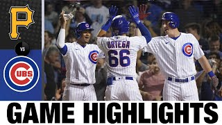 Pirates vs. Cubs Game Highlights (9/2/21)