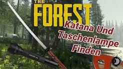 Katana Location // The Forest // Deutsch