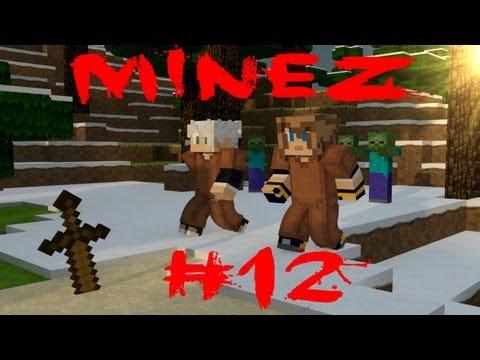 MineZ : Day Z dans Minecraft | Episode 12 - Frigiel et Ectalite [Saison 2]