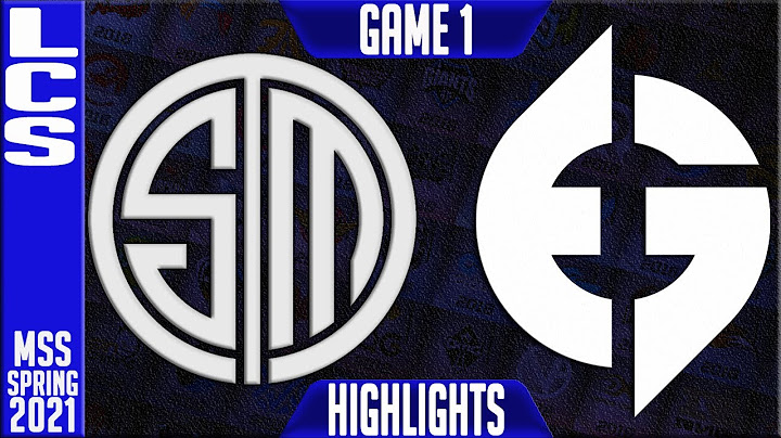 tsm vs eg highlights game 1  lcs mid season showdown playoffs  team solomid vs evil geniuses