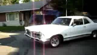 1965 Pontiac Laurentian 2dr post