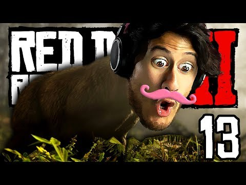 BECOME THE BEAR   Red Dead Redemption 2 - Part 13