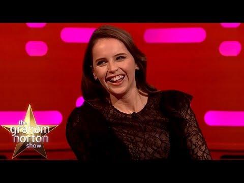 Armie Hammer & Felicity Jones Have A Ridiculous Argument | The Graham Norton Show