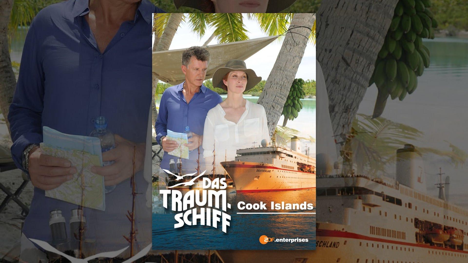 Traumschiff Cook Islands