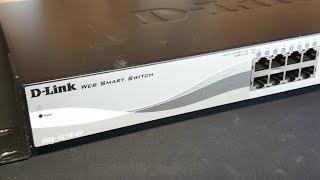 D-Link Web Smart Switch DGS-12…
