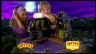 Scooby Doo - Haunted House -  Toy TV Commercial - TV Spot - TV Ad - Smyths Toys
