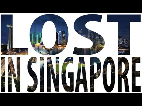 Lost in Singapore. Full documentary. By Lorenzo Ciani. HD GoPro 1080p
