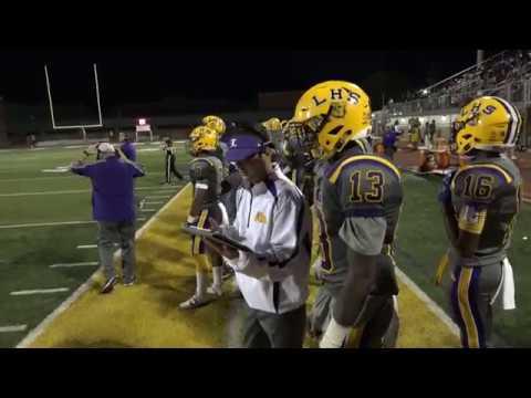Lutcher High School vs. Wossman High School football highlights playoffs round 2   11-18-16