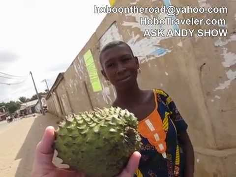 What is This Fruit or Vegetable in Kpalime Togo W Africa