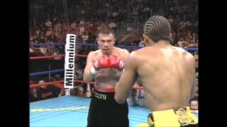 Sharmba Mitchell v Kostya Tszyu - 6th November 2004