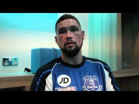 TONY BELLEW REACTS TO WIN OVER NATHAN CLEVERLY IN GRUDGE REMATCH - POST FIGHT INTERVIEW