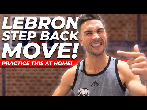 Add The LEBRON JAMES Step Back Move To Your Game NOW!