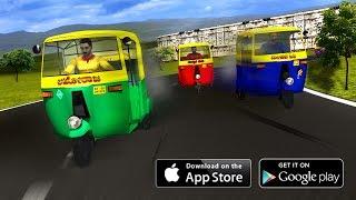 Auto Rickshaw Rash by JSplash - Available for Android, iPhone, iPad and iPod Touch