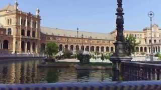 セビリア スペイン広場(Plaza de España)