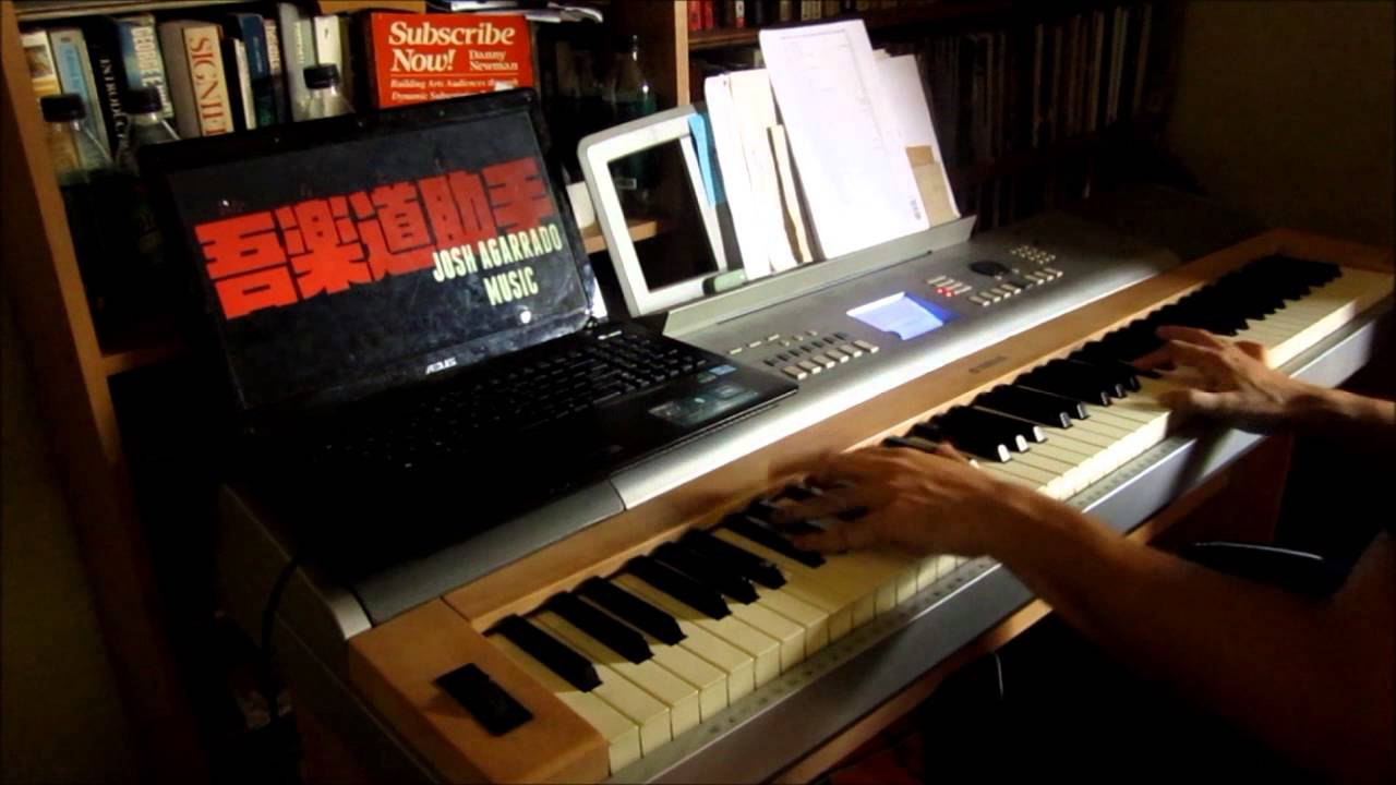 Samurai Flamenco OP2 - Ai Ai Ai ni Utarete Bye Bye Bye (愛愛愛に撃たれてバイバイバイ) - piano version - YouTube