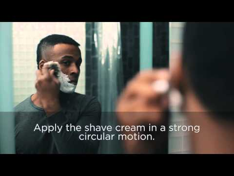 How to Shave with Bevel