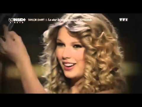 Reportage sur Taylor Swift 50min Inside TF1 2016