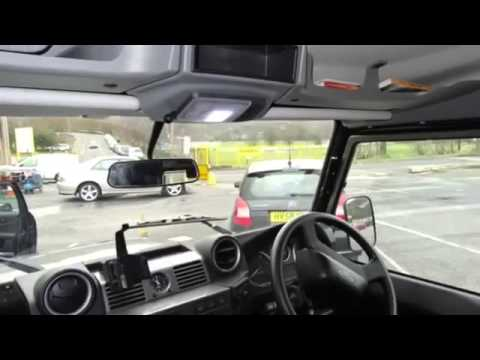 Mud Defender Roof Console Youtube