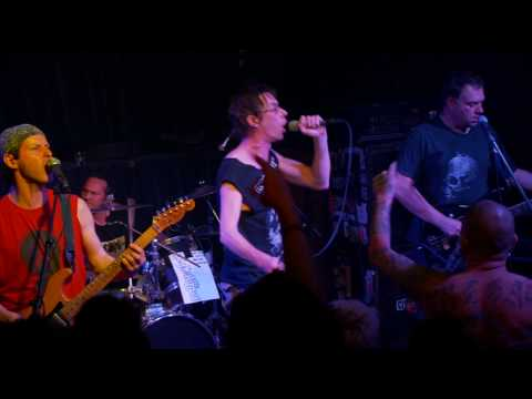 Subhumans Live @ the OCCII (part 2)