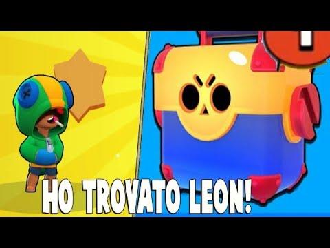 trovo leon gratis - brawl stars - youtube