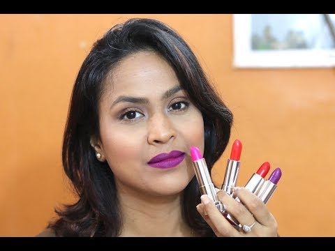 Thumbnail: Maybelline The Loaded Bolds Review Swatches