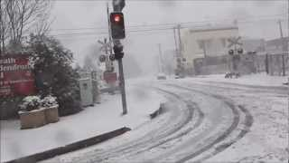 Extra Footage Outtakes Snow 12 October 2012 - Blackheath