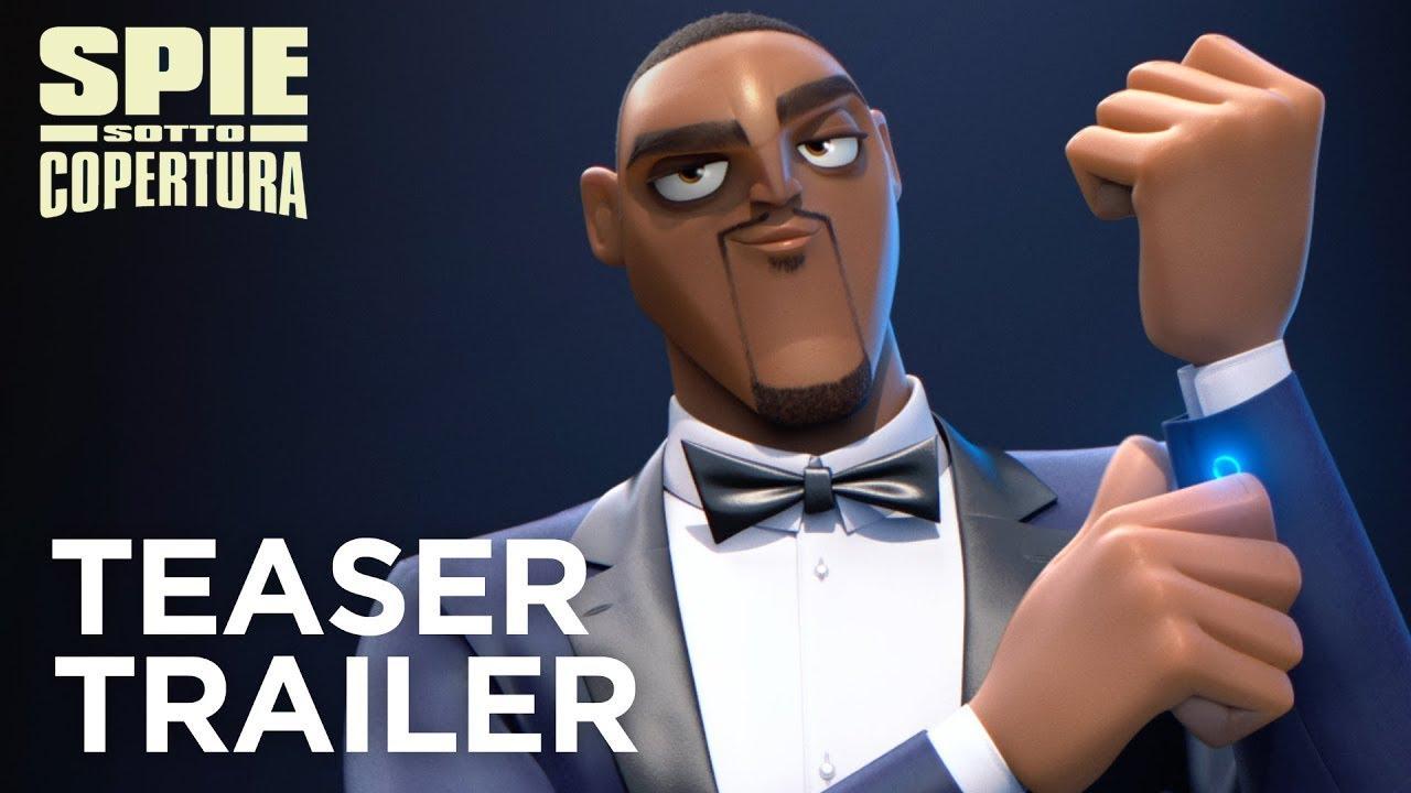 Spie sotto copertura | Teaser Trailer HD | 20th Century Fox 2019