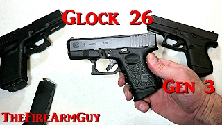 Glock 26 Gen 3 is Back in My Hands - TheFireArmGuy