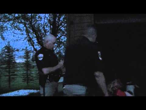 Weld County Sheriff Encounter While Helping Natural Farmer in Platteville, CO