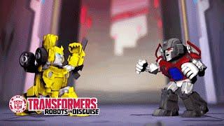 Transformers: Bot Shots - Online Game Teaser Trailer