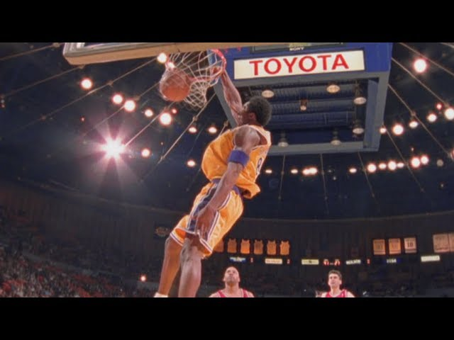 Michael Jordan LeBron James Kobe Bryant And The Best Dunks From NBA Preseason