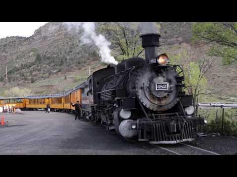 Steam Men - Life on a Steam Engine Train