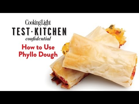 How to Use Phyllo Dough | Cooking Light