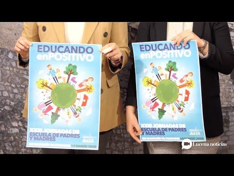 VÍDEO: Educar en positivo, objetivo de las Jornadas de Escuela de Padres que se celebran el sábado