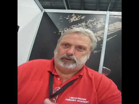 Interview with Geoff Capes 2010