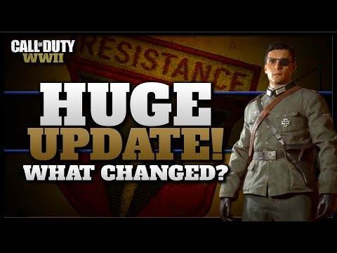Huge Update, Here's What Changed! | (Resistance Event Patch)