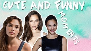 Gal Gadot Cute & Funny Moments!