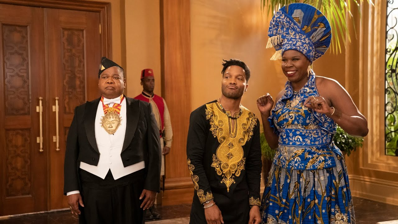'Coming 2 America': The Costumes Are Stunning
