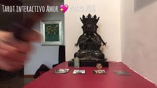 Tarot interactivo Amor 💖Marzo 2018
