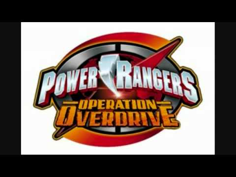 Power Rangers Operation Overdrive - Topic - YouTube