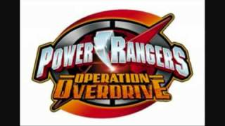 Power Rangers Operation Overdrive (Theme Song)