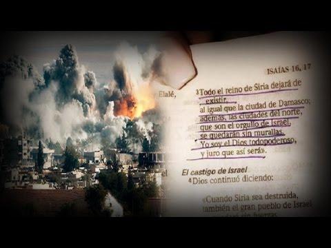 La verdad sobre si Siria desaparecera, en Isaías 17